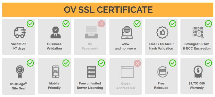 Tìm hiểu các loại chứng chỉ SSL dựa trên mức độ xác thực (2)