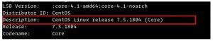 5 cách kiểm tra phiên bản CentOS