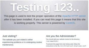 Hướng dẫn cài đặt Apache trên CentOS 7 & CentOS 8 (1)