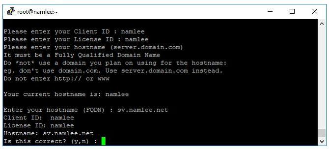 Hướng dẫn cài đặt DirectAdmin trên CentOS 7 & 8 (2)