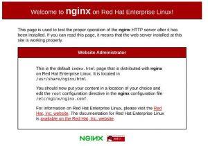 Hướng dẫn cài đặt Nginx trên CentOS 7 & CentOS 8 (1)