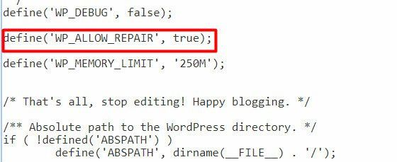 Hướng dẫn khắc phục các lỗi trong WordPress hiệu quả nhất 13