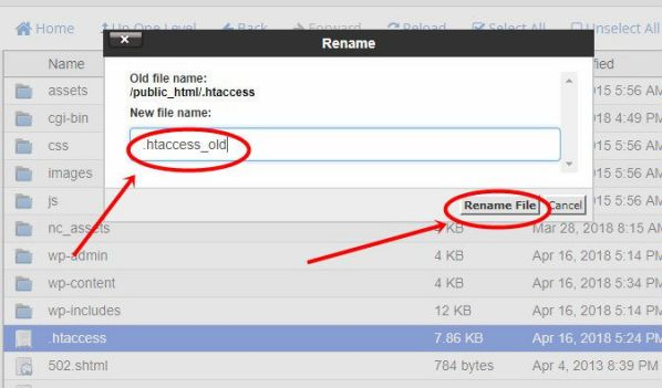 Hướng dẫn khắc phục các lỗi trong WordPress hiệu quả nhất 5