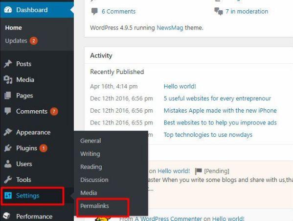 Hướng dẫn khắc phục các lỗi trong WordPress hiệu quả nhất 6