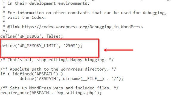 Hướng dẫn khắc phục các lỗi trong WordPress hiệu quả nhất 9