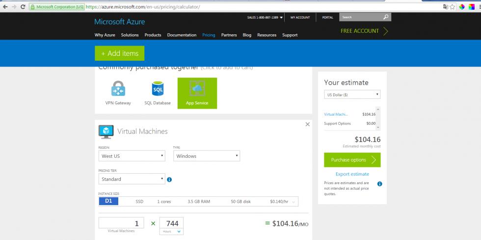Microsoft Azure là gì? Hướng dẫn cách sử dụng Microsoft Azure 13
