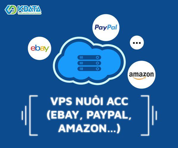 VPS nuôi acc là gì? Thuê VPS nuôi acc Ebay, Paypal ... cần lưu ý gì? (1)