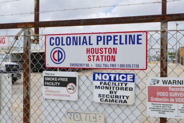 Vụ tấn công Ransomware bất ngờ khiến Colonial Pipeline chao đảo 3