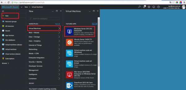 Hướng dẫn cách đăng ký và sử dụng Microsoft Azure từ A-Z 9