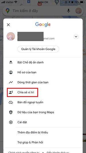 Hướng dẫn sử dụng tất tần tật các tính năng có trên Google Maps 10