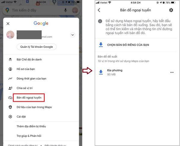 Hướng dẫn sử dụng tất tần tật các tính năng có trên Google Maps 14
