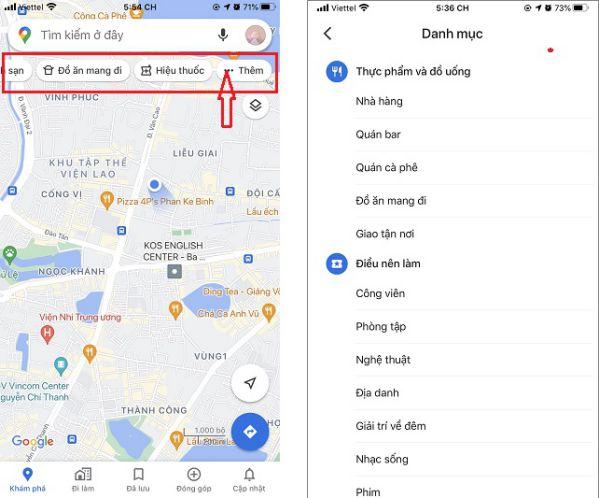 Hướng dẫn sử dụng tất tần tật các tính năng có trên Google Maps 16