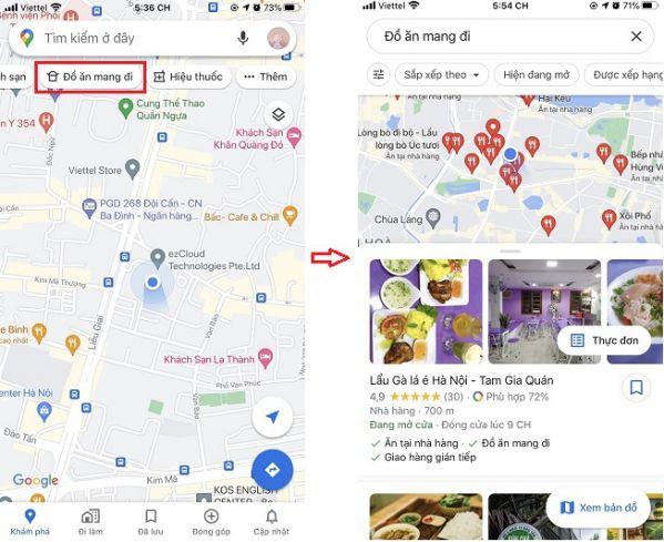 Hướng dẫn sử dụng tất tần tật các tính năng có trên Google Maps 17