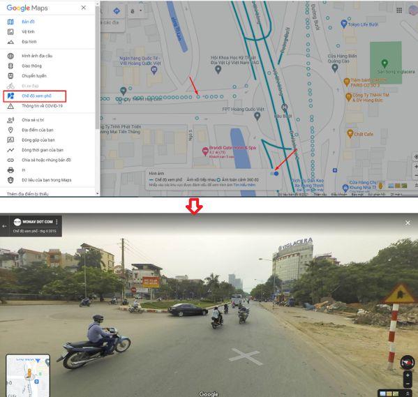 Hướng dẫn sử dụng tất tần tật các tính năng có trên Google Maps 6