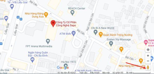 Hướng dẫn sử dụng tất tần tật các tính năng có trên Google Maps 7