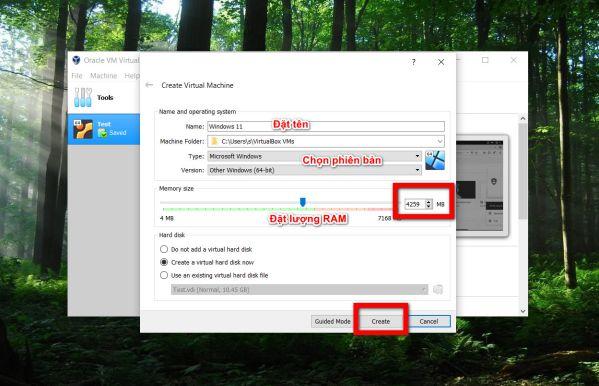 Cách tải và cài đặt Windows 11 thông qua máy ảo ngay trên Win 10 2