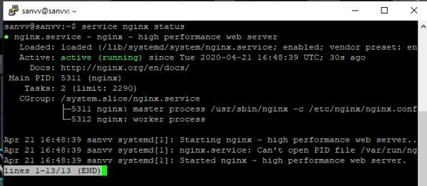 Chi tiết từ A-Z: Hướng dẫn cách cài đặt LEMP trên Ubuntu 18 3
