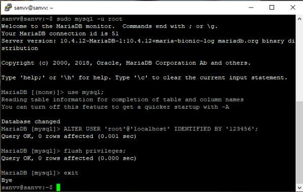 Chi tiết từ A-Z: Hướng dẫn cách cài đặt LEMP trên Ubuntu 18 5