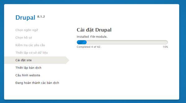 Drupal là gì? Hướng dẫn cách cài đặt Drupal mới nhất năm 2021 11