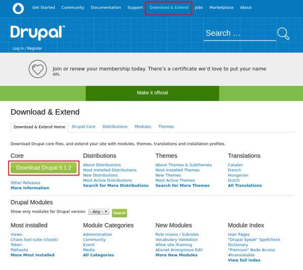Drupal là gì? Hướng dẫn cách cài đặt Drupal mới nhất năm 2021 3