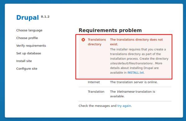 Drupal là gì? Hướng dẫn cách cài đặt Drupal mới nhất năm 2021 6