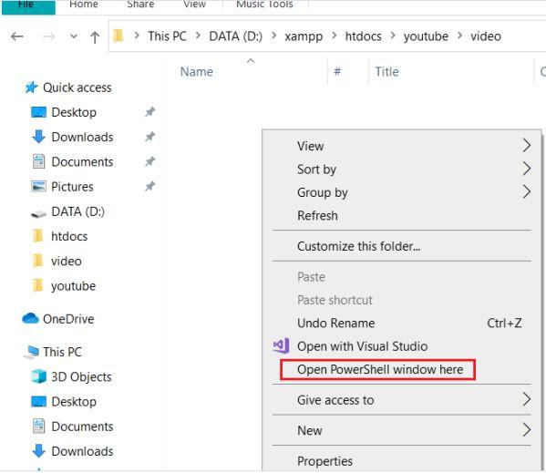 Hướng dẫn cách cài đặt FFmpeg trên Windows cực kỳ đơn giản 12