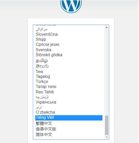 Hướng dẫn cài WordPress trên Hosting DirectAdmin chỉ với 5 bước 14