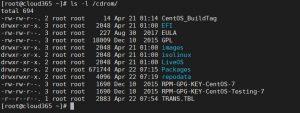 Tạo Local Yum Repository trên CentOS-7 với đĩa iso-DVD (4)