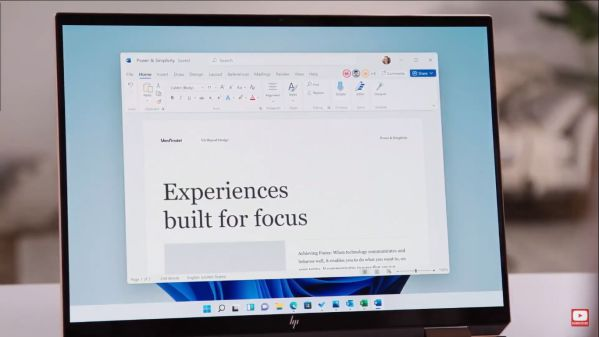 Windows 11 ra mắt: Chạy được app Android và nhiều tính năng mới 3