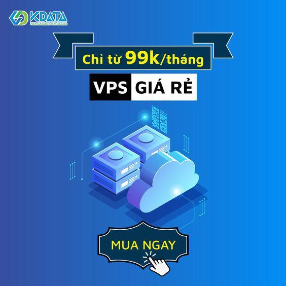 Cho thuê VPS Linux, VPS Windows giá rẻ chỉ từ 99k/tháng 4