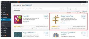 Chuyển từ Blogspot sang WordPress không làm mất thứ hạng website (9)