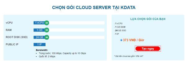 Giải đáp: Nên thuê Cloud Server hay thuê máy chủ ảo VPS? 4