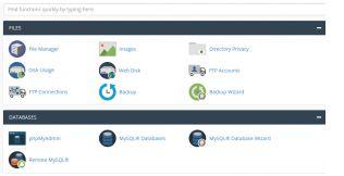 Hướng dẫn cài đặt WordPress, tạo Database trên Hosting CPanel 2