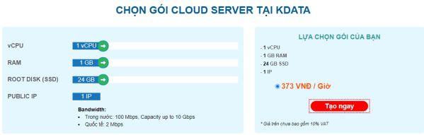 Khi thuê Cloud Server, phải nắm vững 7 tiêu chí quan trọng sau 4