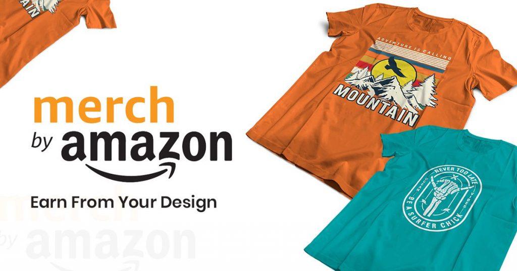 Reg acc Merch: Hướng dẫn cách đăng ký Merch Amazon chi tiết (1)