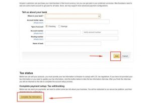 Reg acc Merch: Hướng dẫn cách đăng ký Merch Amazon chi tiết (10)