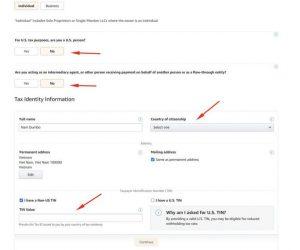 Reg acc Merch: Hướng dẫn cách đăng ký Merch Amazon chi tiết (12)
