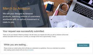 Reg acc Merch: Hướng dẫn cách đăng ký Merch Amazon chi tiết (16)