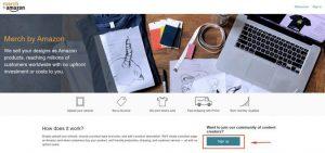 Reg acc Merch: Hướng dẫn cách đăng ký Merch Amazon chi tiết (2)