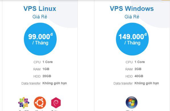 Thuê VPS Windows giá rẻ: Lưu ý điều gì? Thuê ở đâu tốt nhất?3
