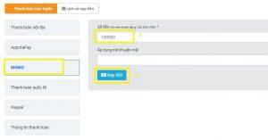 VPS theo giờ là gì? Hướng dẫn thuê VPS theo giờ bằng MOMO, Paypal (6)
