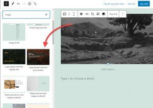 WordPress 5.8 có gì mới? Version 5.8 có tính năng gì nổi bật? (12)