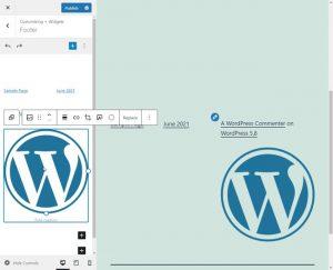 WordPress 5.8 có gì mới? Version 5.8 có tính năng gì nổi bật? (6)