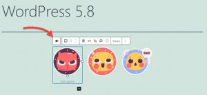 WordPress 5.8 có gì mới? Version 5.8 có tính năng gì nổi bật? (7)