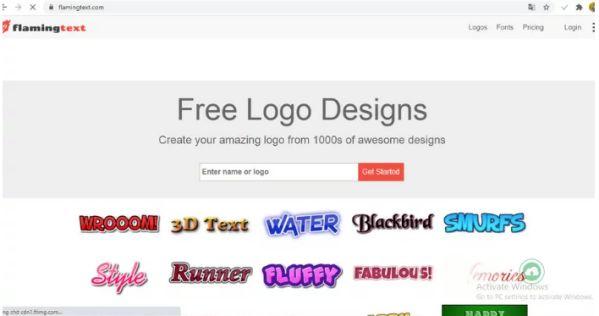 Top 5 website tạo logo online vừa đẹp lại vừa miễn phí tốt nhất 3
