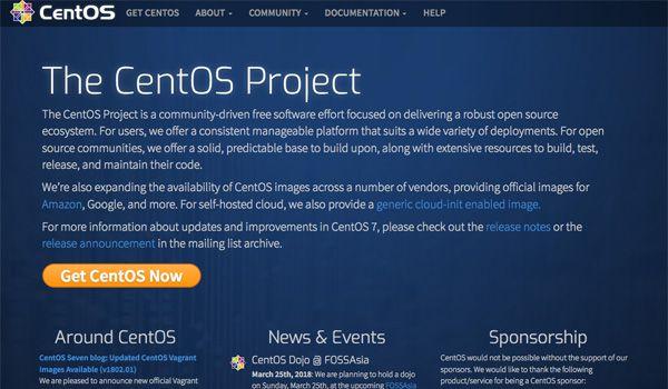 Bạn biết gì về hệ điều hành CentOS? CentOS và Ubuntu khác nhau chỗ nào? 2