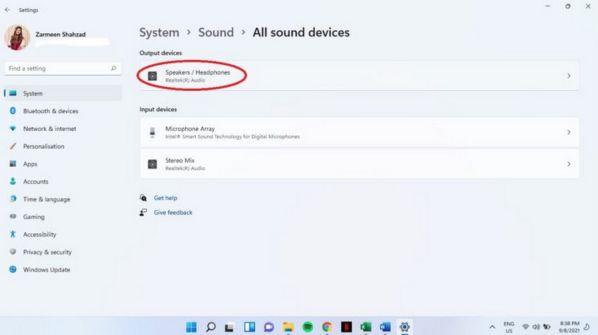 Cách dùng Enhance audio cải thiện chất lượng âm thanh trên Windows 11 4