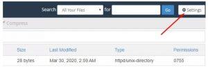 Cách sao lưu dữ liệu WordPress trên hosting cPanel (3)