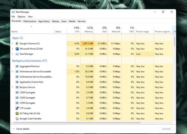 Cách tăng tốc máy tính Windows không cần nâng cấp phần cứng 1