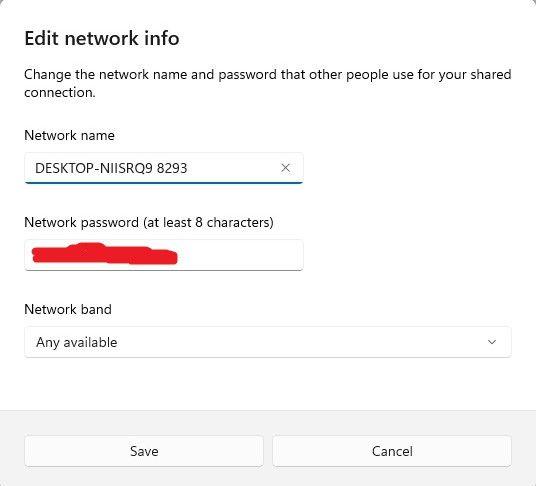 Cách tạo điểm phát WiFi trên laptop Windows 11 đơn giản nhất 4